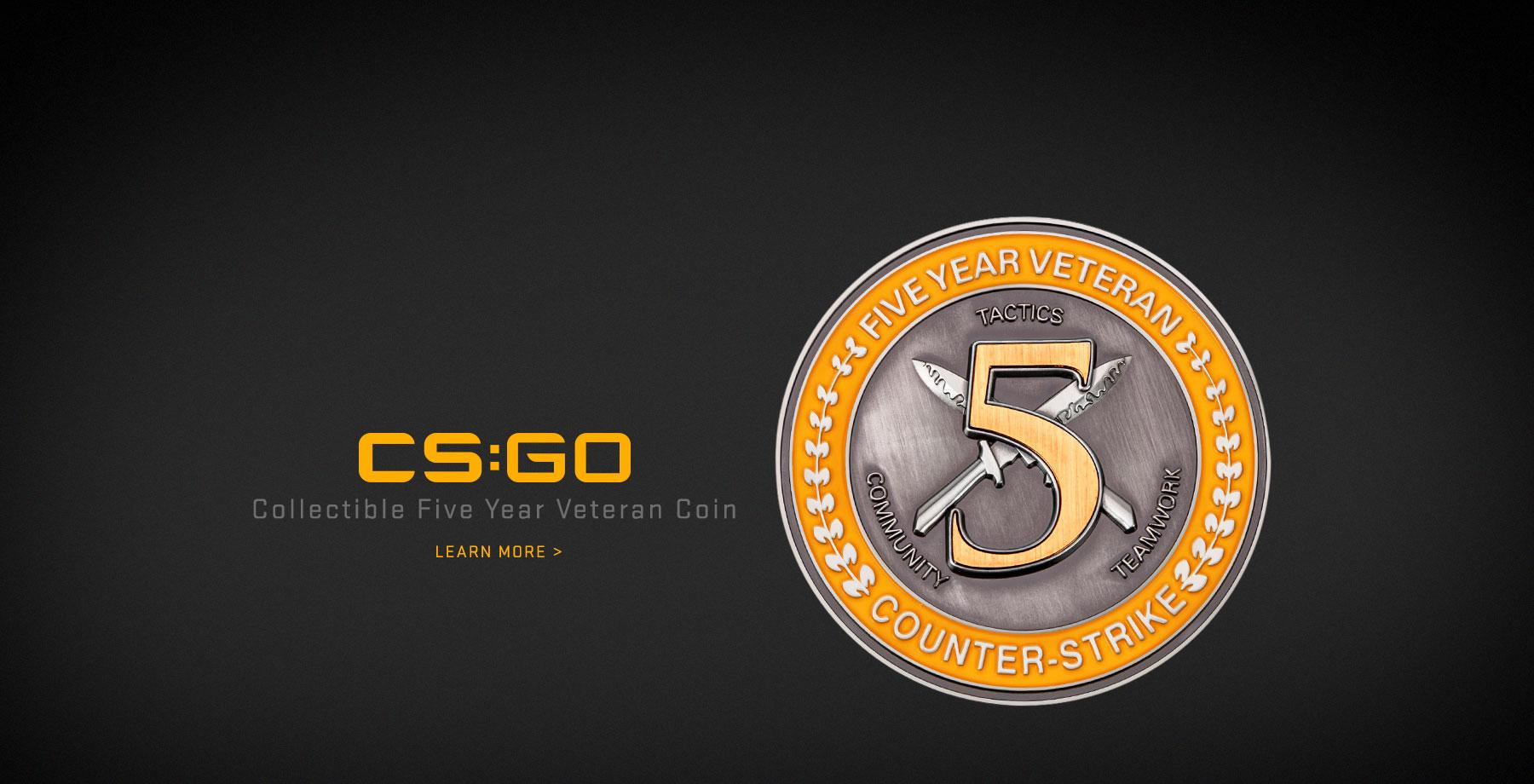 CSGO COLLECTIBLE COIN