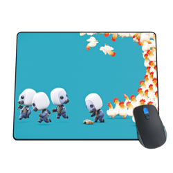 Clucker Strike Mousepad