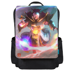 Orbs Light My Path Backpack Flap