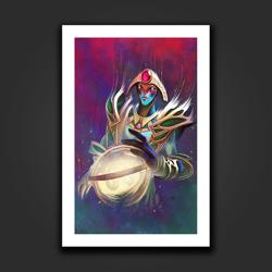 Grand Oracle Art Print