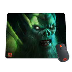 Necromancer Mousepad