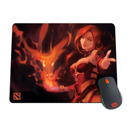 Dragon Slave Mousepad
