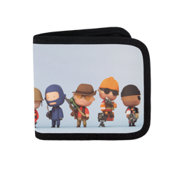 Tiny TF2 Canvas Wallet