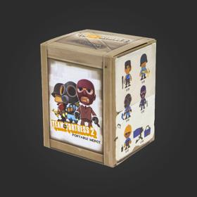 TF2 Portable Merc Blind Box Vinyls
